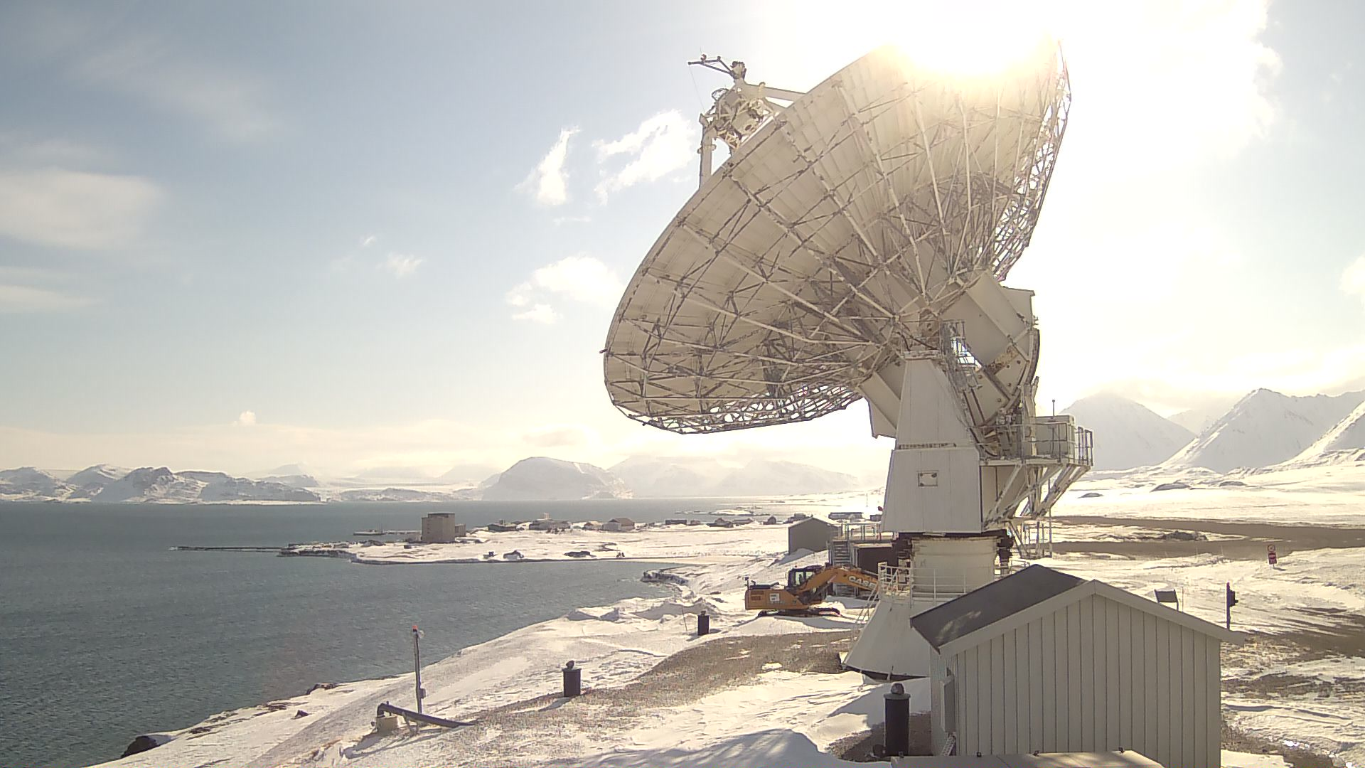 Norwegian Mapping Authority webcam